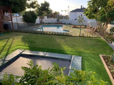 Fresnaye Villa : 5 Bedroom Fresnaye House with Pool and tramploine (4)