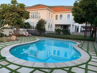 Fresnaye Villa : 5 Bedroom Fresnaye House with Pool and tramploine (5)