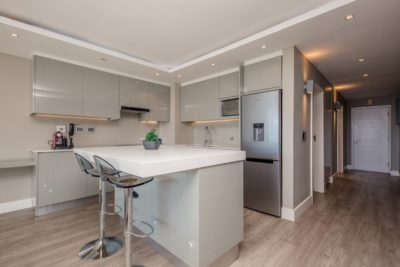 V&A Waterfront Apartment : Sea Nest One bedroom The WaterClub Granger Bay (7)